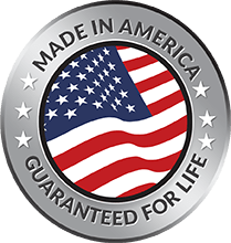 Made in america guaranteed for life